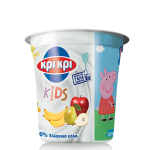 kri kri kids peppa apple pear banana